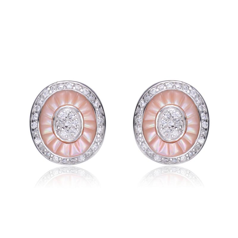 Large Of Cubic Zirconia Earrings