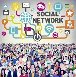 Social Network Internet Online Society Connecting Social Media