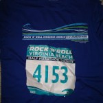2009 Virginia Beach Rock & Roll half marathon-race recap