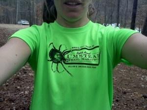 Umstead Trail Marathon 2011