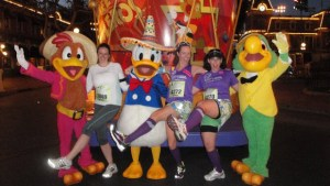 You can fly! Inaugural Tinker Bell Half Marathon