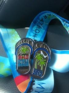 2012 Myrtle Beach Half Marathon