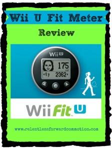 Wii U Fit Meter Pin