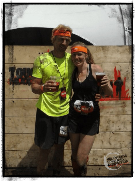 Tough Mudder Finishers