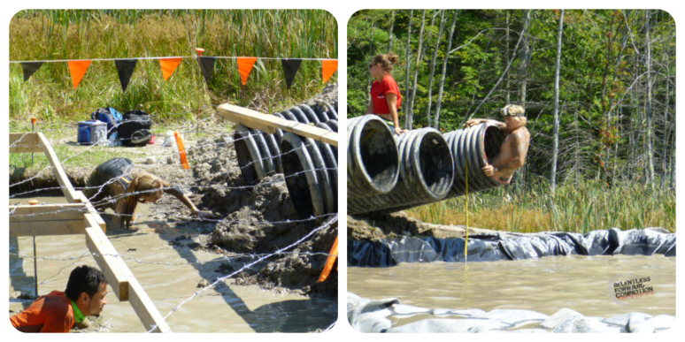 Sewage Outlet Tough Mudder Great NorthEast