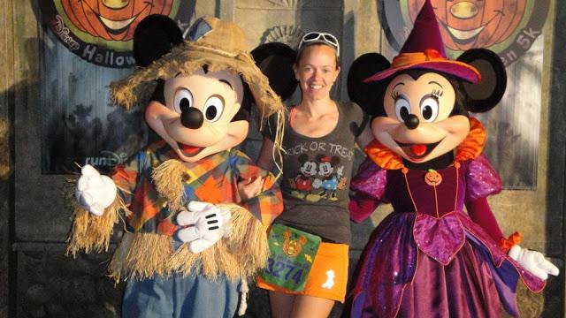 Disney Halloween 5k