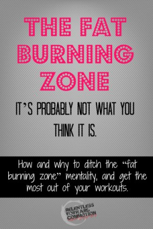Fat-Burning-Zone