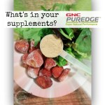 GNC Puredge Pin
