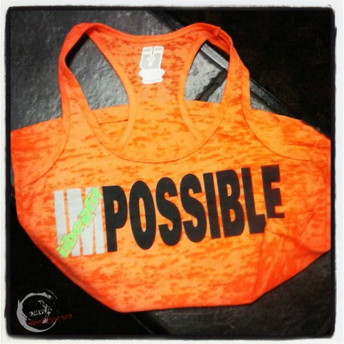 uberfit IMPOSSIBLE tank