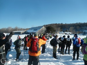The Endurance Society Frigus Snowshoe Race Recap
