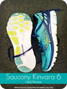 Saucony Kinvara 6 (mini) Review