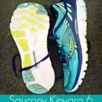 saucony kinvara 6 mini review