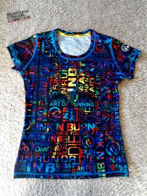 Club INKnBURN shirt