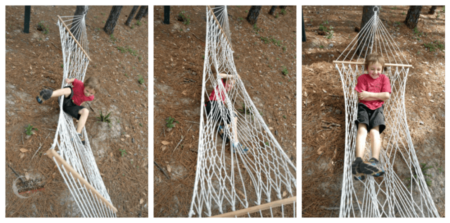 Kain Hammock Collage