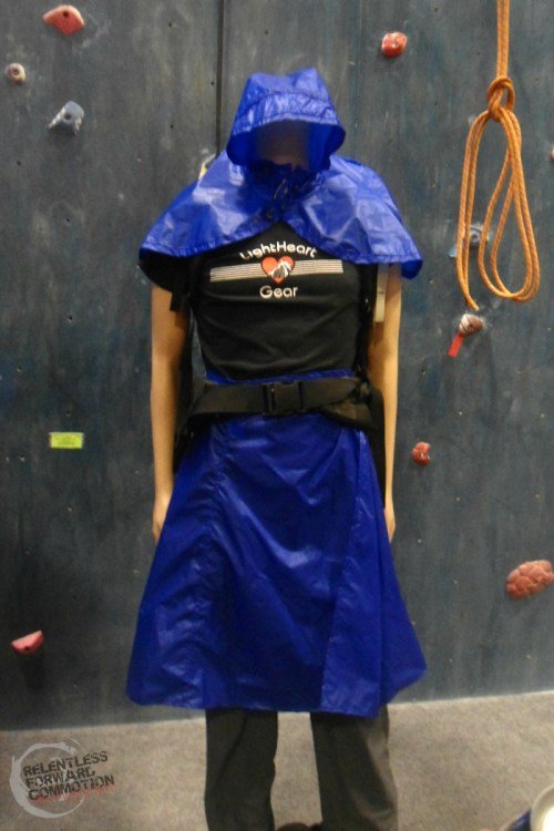 LightHeart Gear Rain Wrap