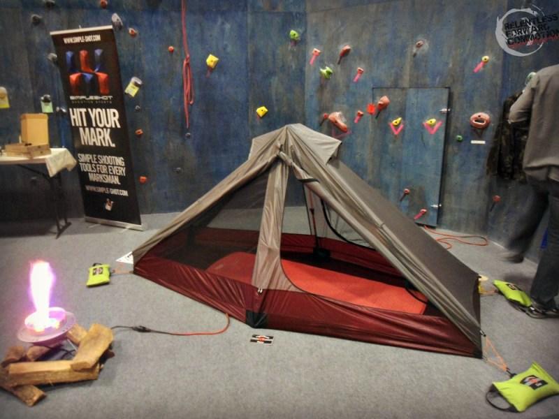 LightHeart Gear Tent