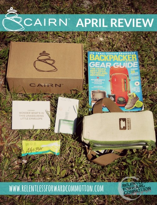 Cairn April Box