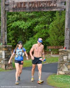 Knock On Wood 100 (K) Race Report
