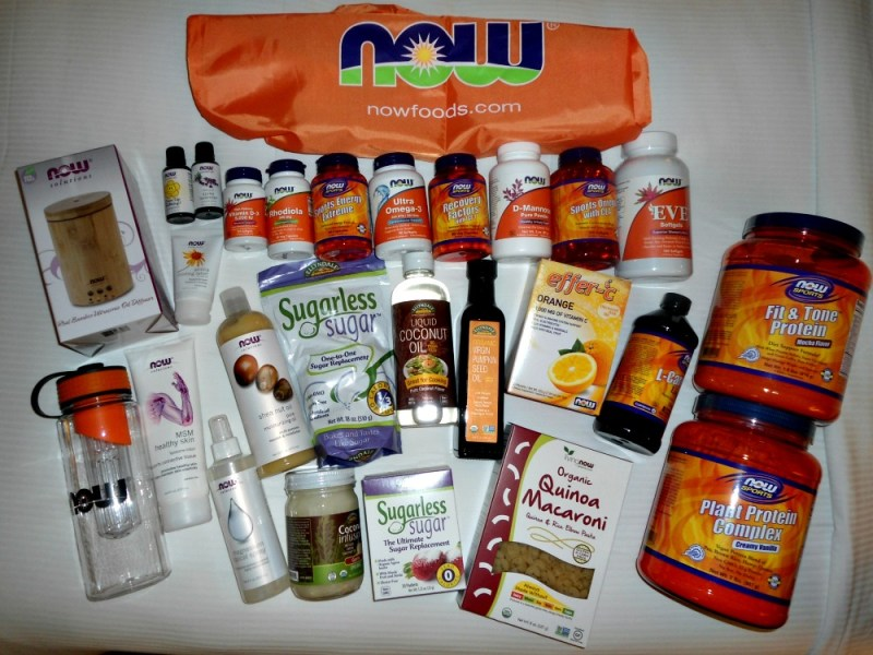 NOW foods gifts