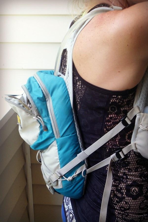 Side straps