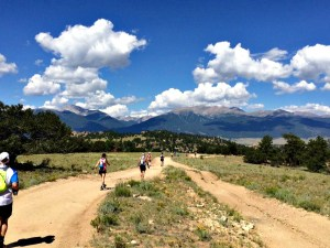 2016 TransRockies Run Recap: Stage 1 – Buena Vista to Railroad Bridge