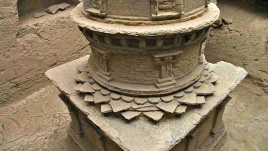 Huffman Stupa