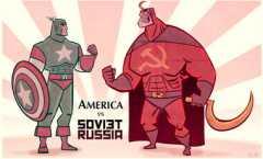 America vs Russia SMALLLL