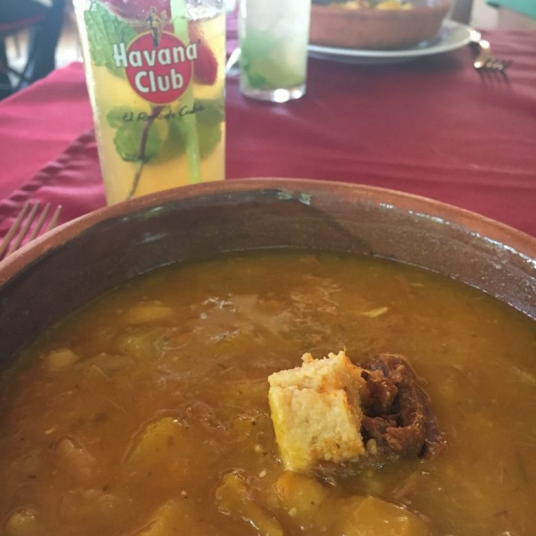 Cuban Peasant Soup