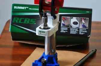 RCBS summit press review – A premium Single Stage Reloading Press
