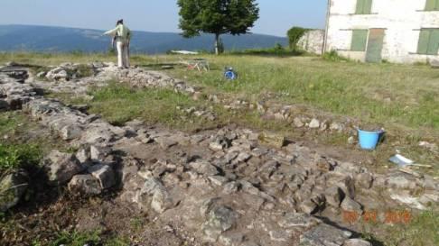 07 vue du chantier archéologique