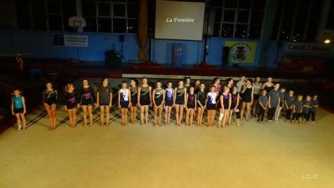 13 les gymnastes de la Fronti+¿re