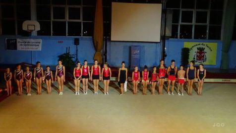22 les gymnastes