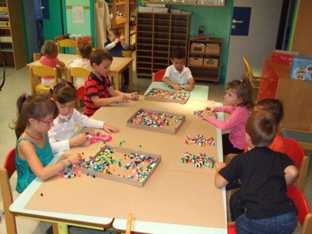 Rentrée scolaire dans le primaire 034