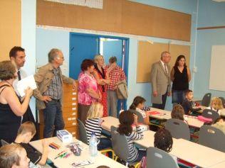 Rentrée scolaire dans le primaire 038
