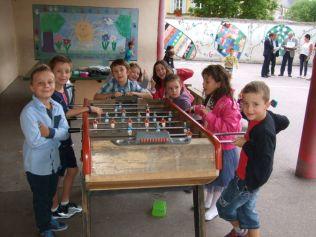 Rentrée scolaire dans le primaire 048
