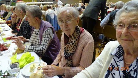 10 Honneur +á la doyenne 97 ans