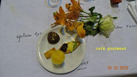 20 caf+® gourmand