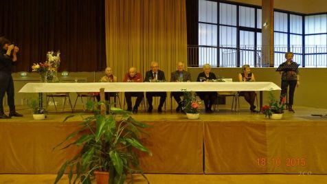 22 table d'honneur