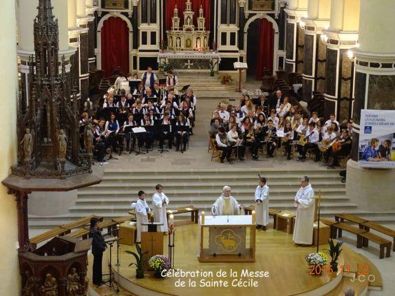 05 la Messe Ste C+®cile