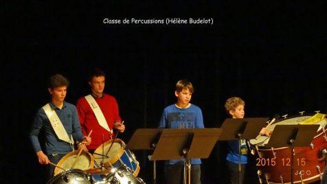 17 Classe de Percussions