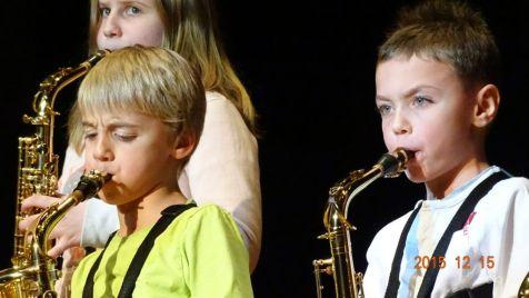 20 Classe de Saxophone