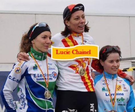 podium femme