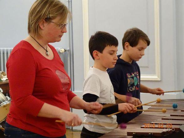 20 Trio sur Marimba