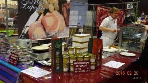 25 Magrets-Foie gras