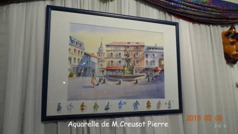 09 Aquarelle de M.Creusot