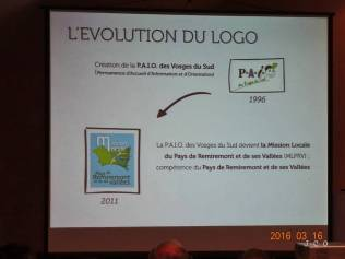 20 +®volution du logo