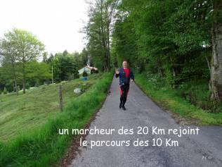 10 jonction des 10 et 20 Km