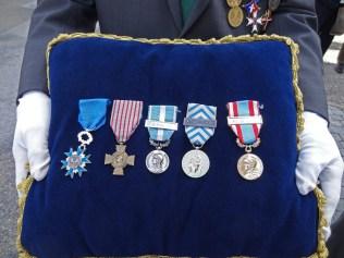 Médailles de Claude Bonnard