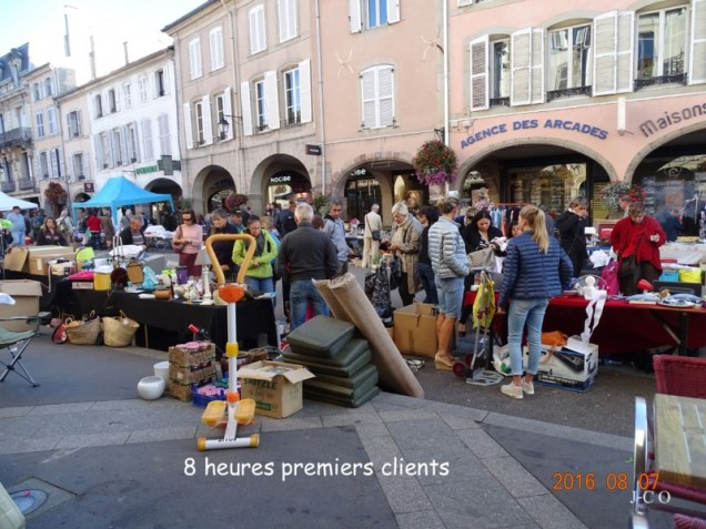 Vide grenier Remiremont (1)