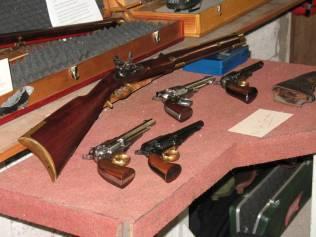 Belles vieilles armes